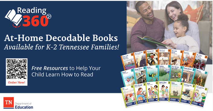 Free Reading Resources for K-2 Families