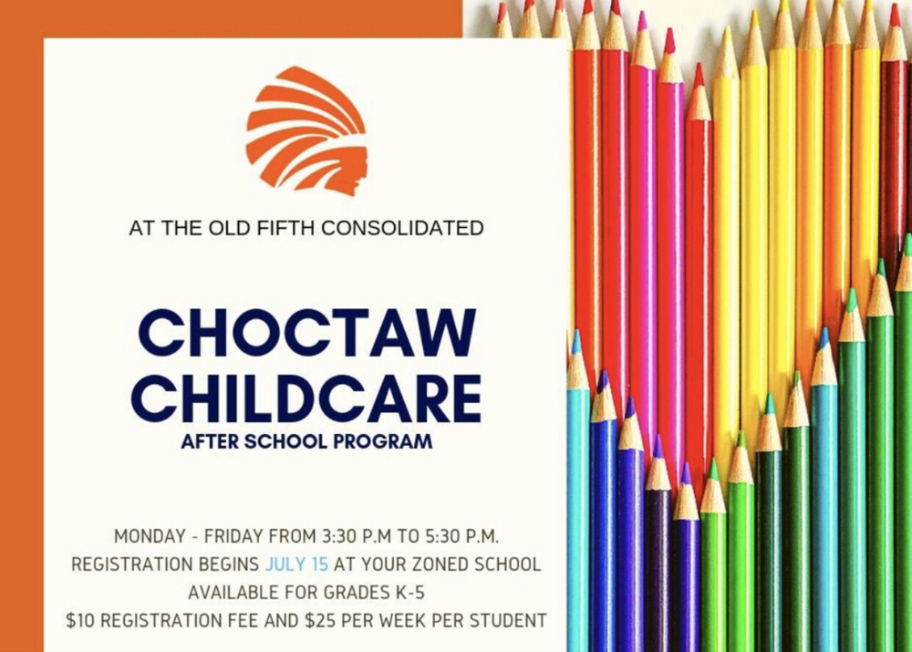 Choctaw Childcare After School Program