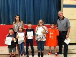 Dyersburg Electric T-Shirt Decorating Contest Winners