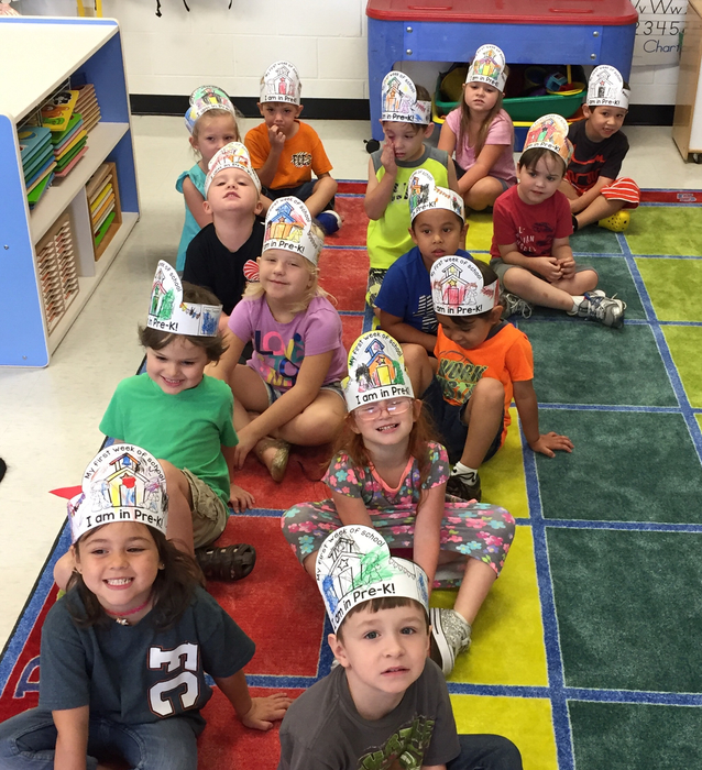 FCS preschool students