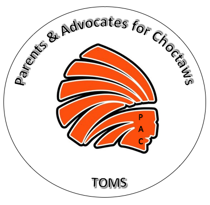 Parents and Advocates for Choctaws Logo