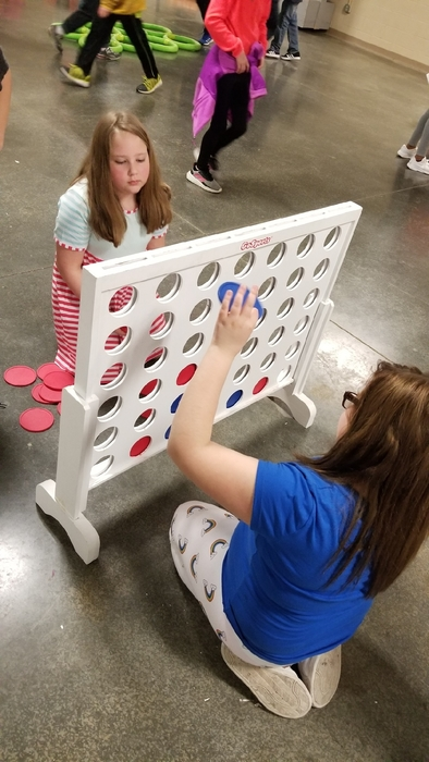 girls playing s game